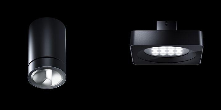 Surface-mounted luminaires 3701