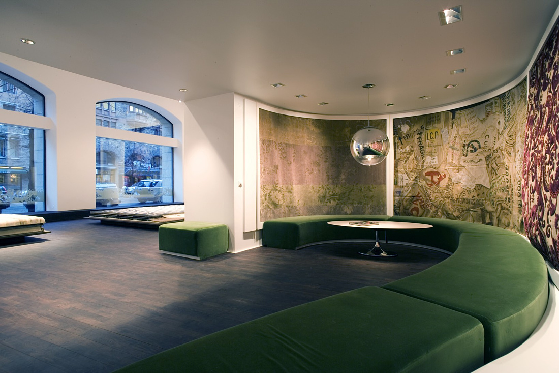 Erco projects shop the rug company showroom for Unusual floor coverings