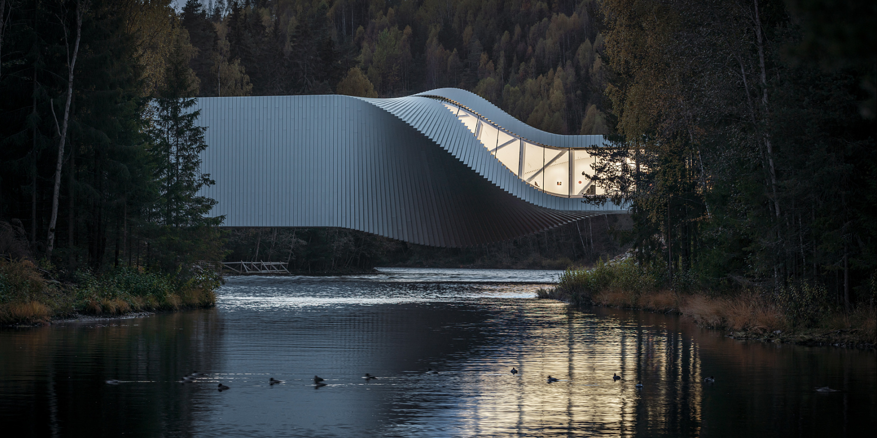 The Twist / Kistefos Museum, Norwegen, , Norvegia