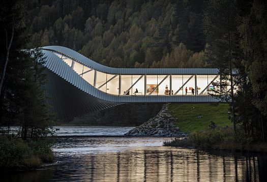 The Twist / Kistefos Museum, Norwegen