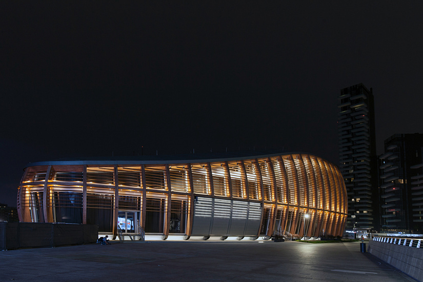 UniCredit Pavilion, Milan