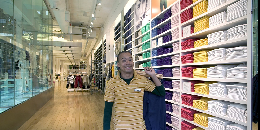 Uniqlo flagship store SoHo