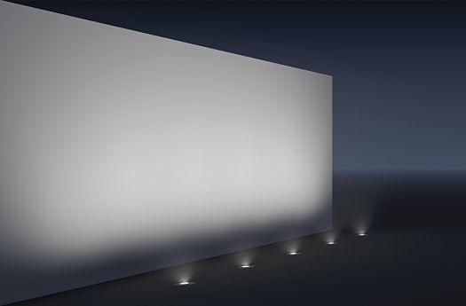 Erco service outdoor lighting wallwashing wallwashing mozeypictures Choice Image