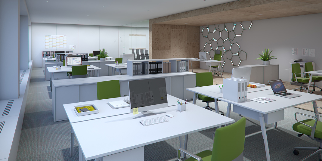 Work U2013 Light For Office  And Administrative Buildings