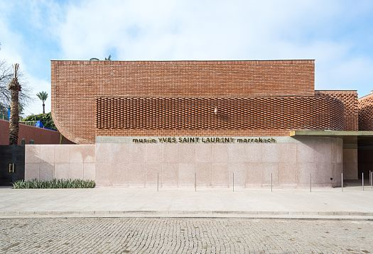 Museo Yves Saint Laurent Marrakech