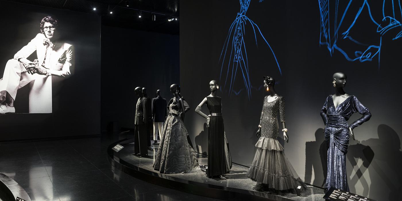 Projekte Culture Yves Saint Laurent Museum Marrakesch Erco