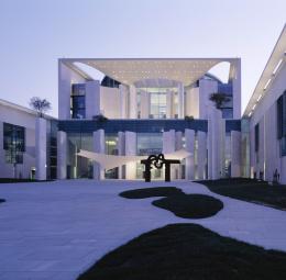 Bundeskanzleramt (förbundskanslerns departement)