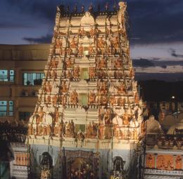 Sri Senpaga Vinayagar Temple, Ceylon Road