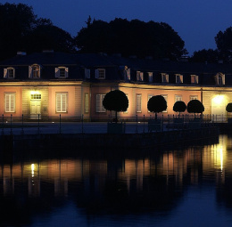Slottet Benrath