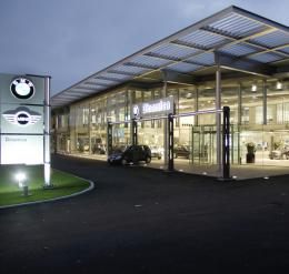 'Dinamica' BMW MINI dealership