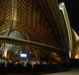 Guillaume at Bennelong restaurant, Sydney operagebouw
