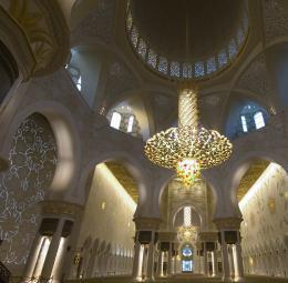 Sjeik Zayed-bin-Sultan-Al-Nahyan-moskee