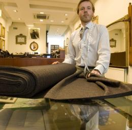 Henry Poole, bespoke tailor