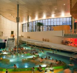 Europabad swimming pool