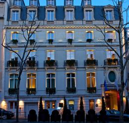 Hotel Intercontinental Paris Avenue Marceau