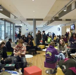 Students' Union, University of Bath
