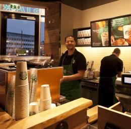 Starbucks Coffee House, Coblenza