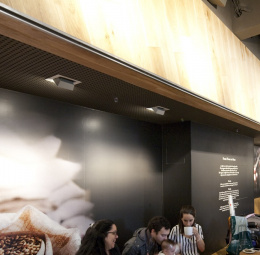 Starbucks Coffee House, Berlín