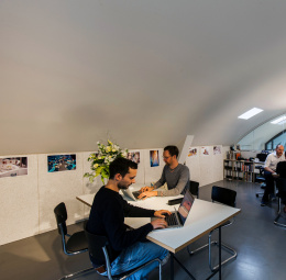 Archimedes agency offices, Berlin