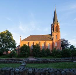 S:t Marie- och Bartolomeikyrkan, Harsefeld