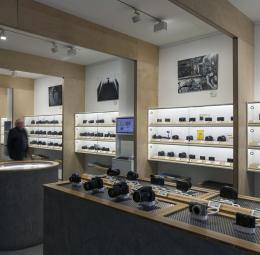Foto Koch, retail outlet for photographic accessories, Düsseldorf, Germany