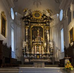 St. Martin kyrka, Altdorf