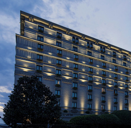 Grandhotel Principe di Savoia, Mailand