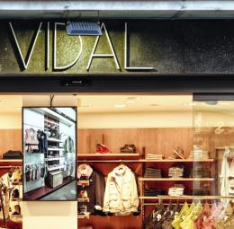 Boutique de moda Vidal, Vic