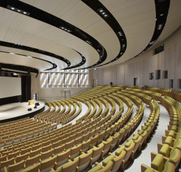 Auditorium Aula Medica du Karolinska Institutet, Stockholm