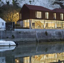 Maison particulière de Stephen Yeomans & Anita Findlay, Lewes