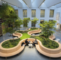 Kungliga danska biblioteket, Aarhus