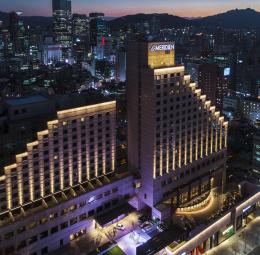 Hotel Le Méridien, Seoul