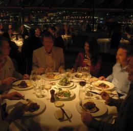 Restaurant Guillaume Sydney