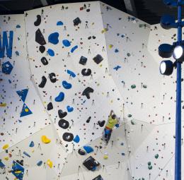 DAV klättercenter Augsburg