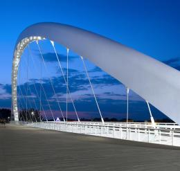Pont Cittadella, Alexandrie