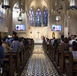 Novena Kirche, Singapore