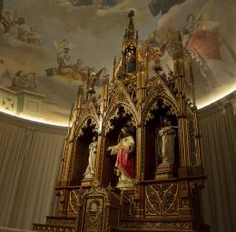 Kerk van de Benedictijnse gemeenschap, New Norcia