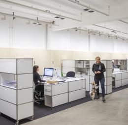 Licht für moderne Büros