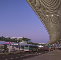 Incheon International Airport Terminal 2, Seoul