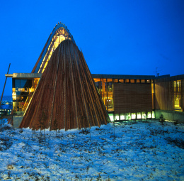 Sámediggi - the Sámi parliament