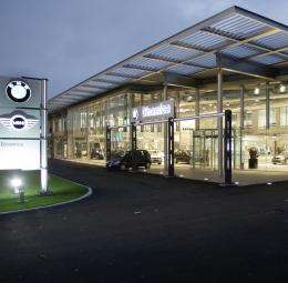 'Dinamica' BMW MINI dealership