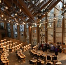 Scottish Parliament, Holyrood