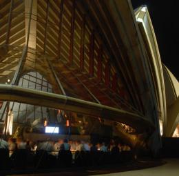 Restaurant Guillaume at Bennelong, Sydney Opera