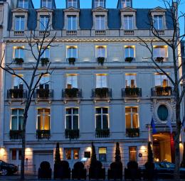 Intercontinental Paris Avenue Marceau Hotel