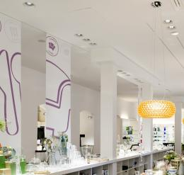 Klammerth tableware store, Graz
