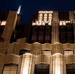 Walker Tower apartment building, New York