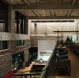 Halle 32 restaurant, Gummersbach