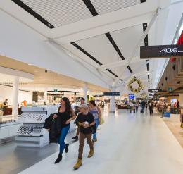 Kingsford Smith International Airport, Sydney