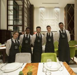 Restaurant Camillo Benso, Milan