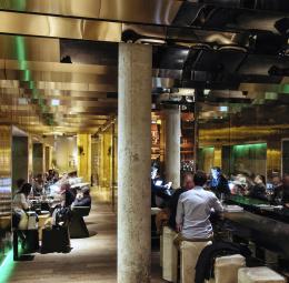 Restaurant Monvinic, Barcelona